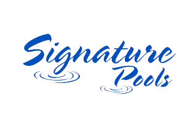 Signature Pools and Spas logo